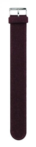 řemínek WOOL bordeaux